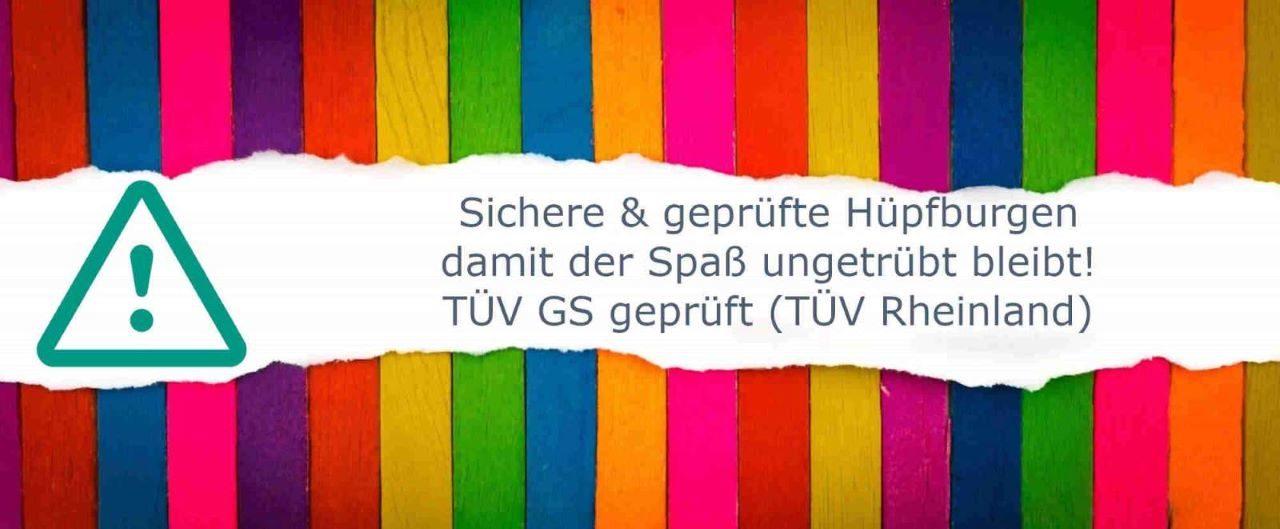 Hüpfburgenverleih Banner 2